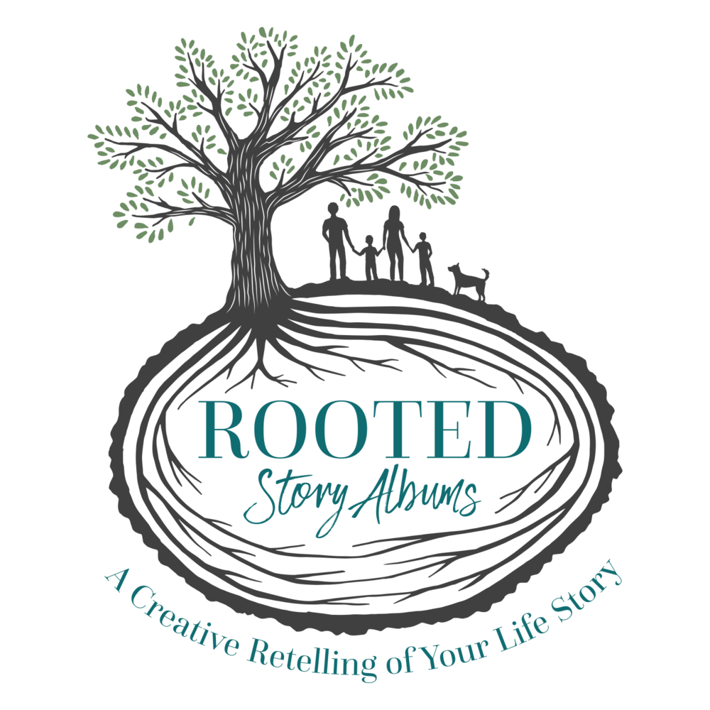 Rooted StoryAlbums | Your Family Memories Turned Into An Heirloom Novel | Family Legacy Keepsake Personalized Gift  sc 1 th 225 & Rooted StoryAlbums | Your Family Memories Turned Into An Heirloom ...