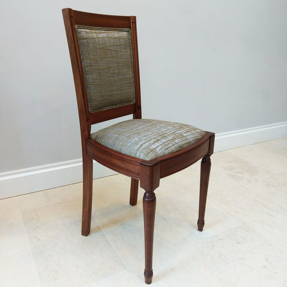 Sapele Dining Chair