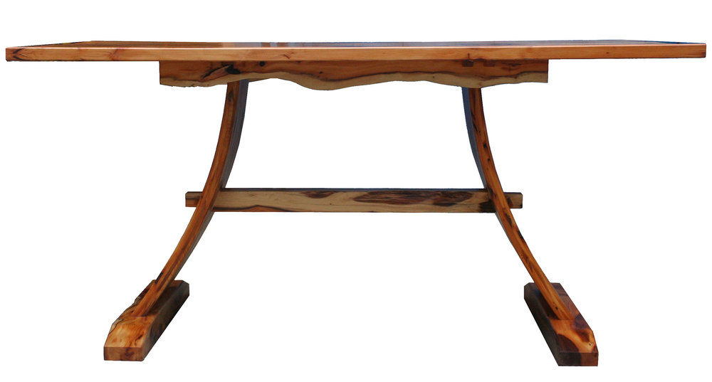 Dining Table in Yew