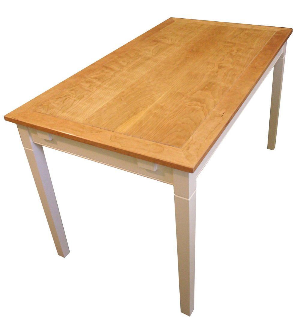 Dining table in cherry