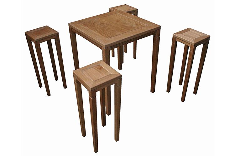Games Tables in Oak