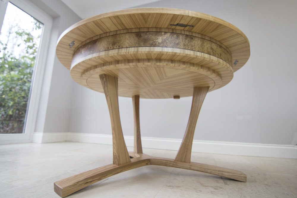 Burr ash expanding dining table 03.jpg
