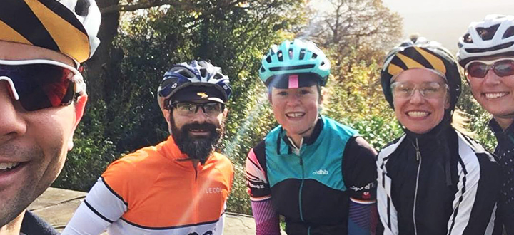 WEEKEND - Club group rides organised by members – check the forum here (free)