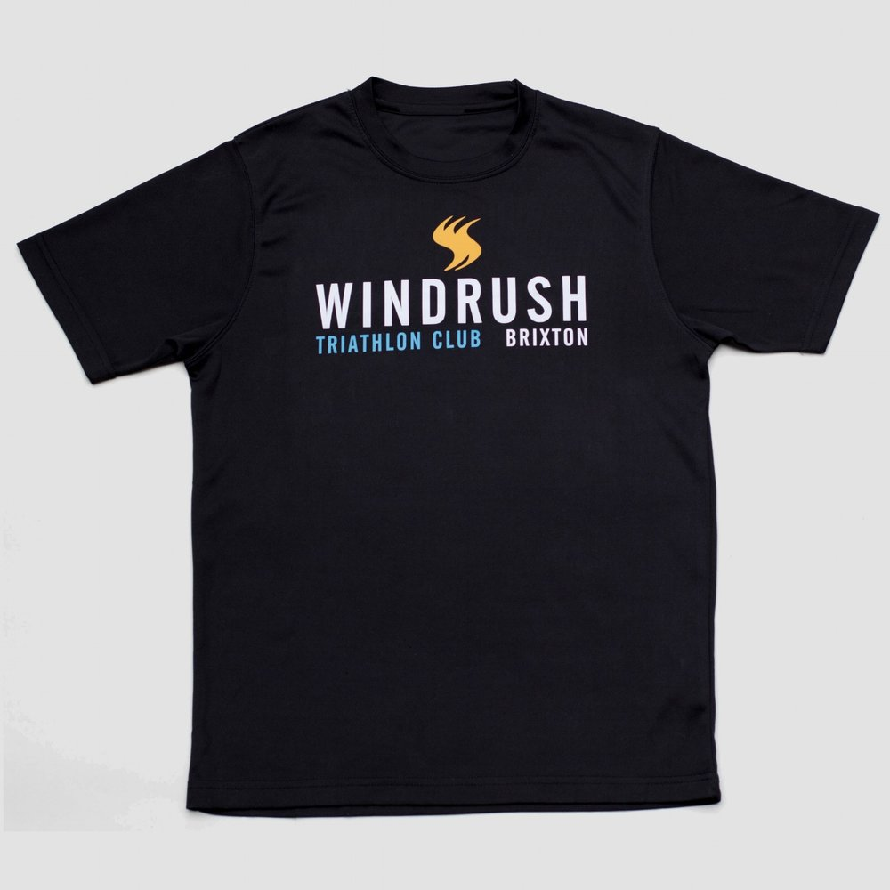 Windrush short sleeved T-shirt