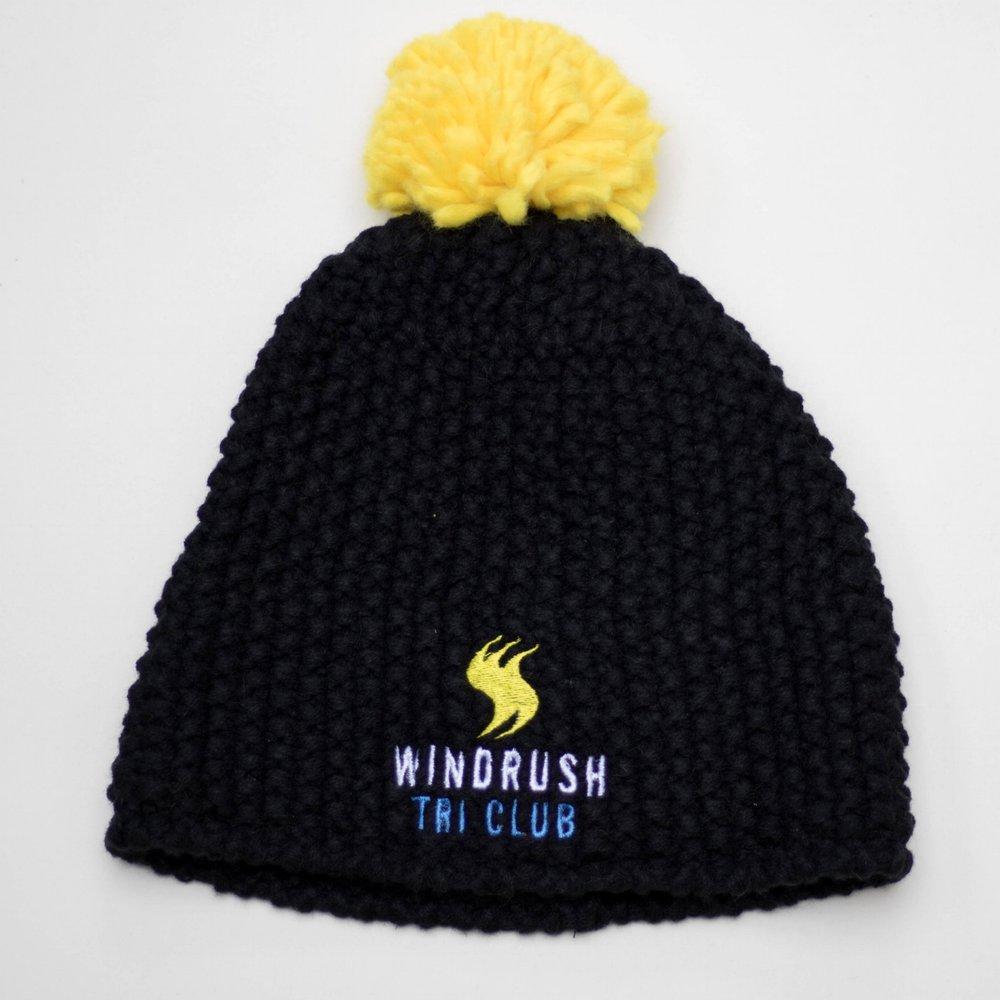 Windrush Pompom Hat