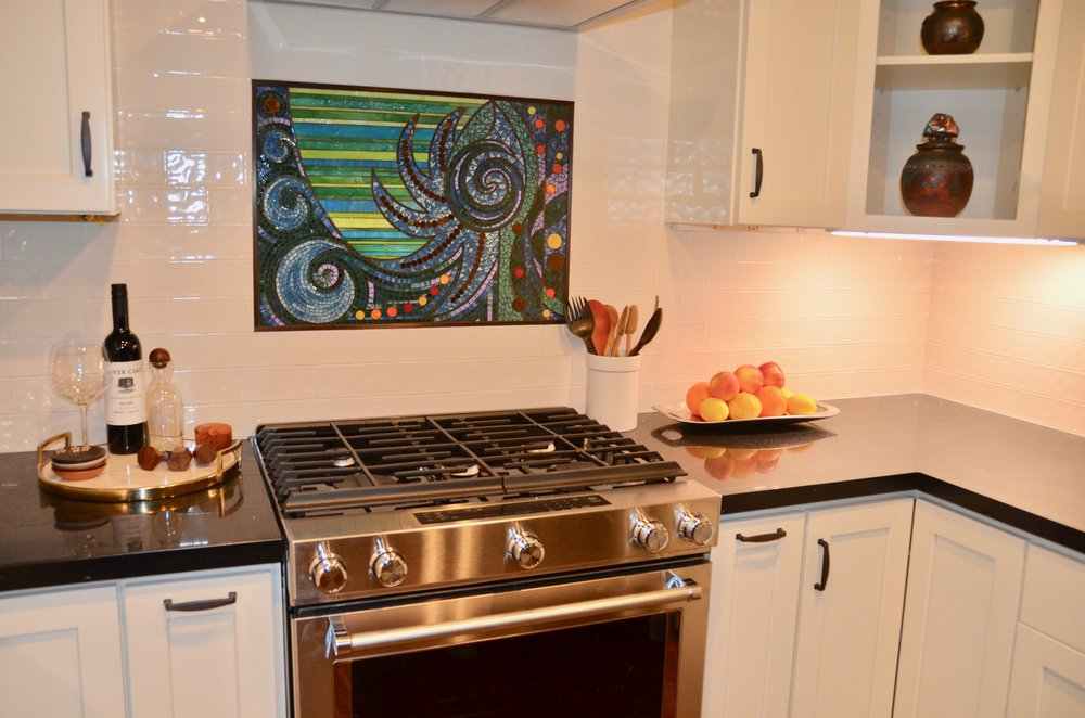 Livermore Transitional Kitchen