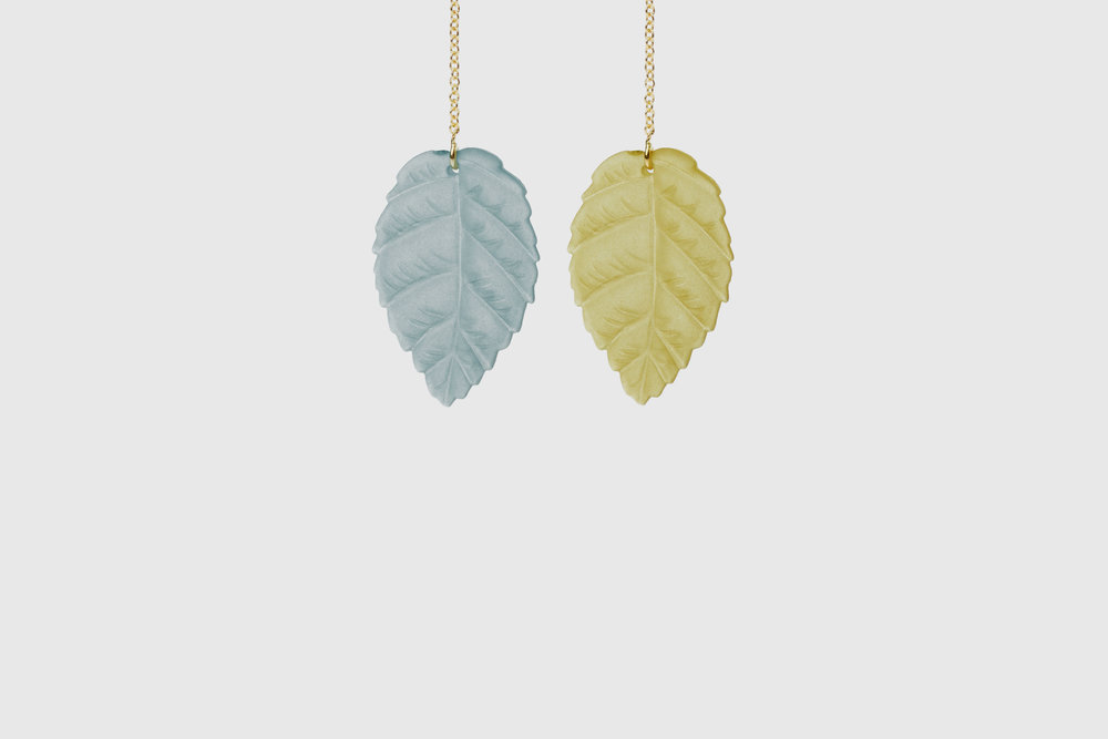 LUSTROUS LEAVES - CELEBRATE THE COLOURS OF SPRING