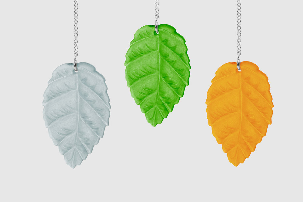 LUSTEROUS LEAVES - CELEBRATE THE COLOURS OF SPRING