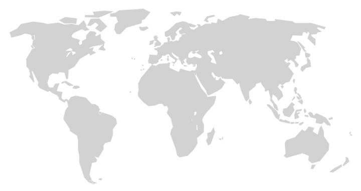 We have roots around the world. - IndiaIranPeruThailandUnited KingdomUnited States