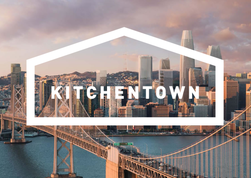 KitchenTown San Francisco, Packaging