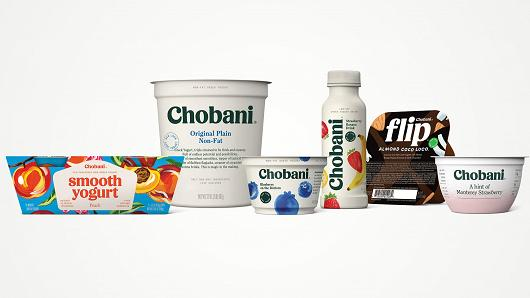 <strong>Chobani Revamp Goes Vintage </strong><br><br>November 28th, 2017