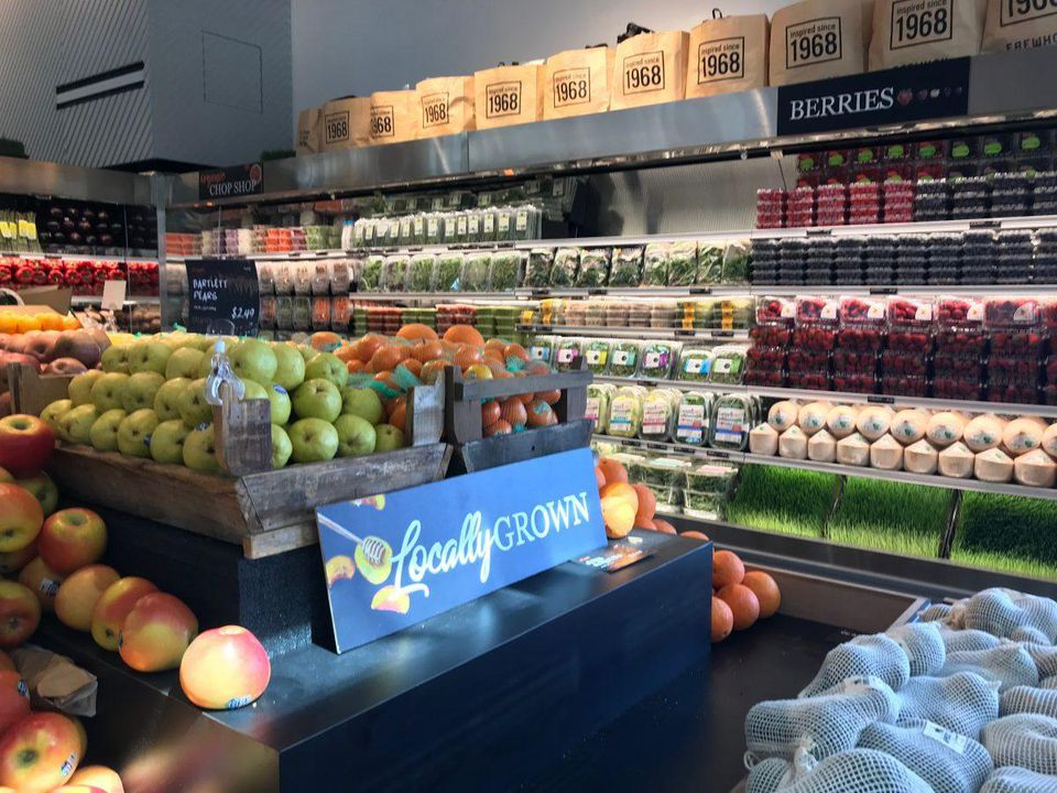 <strong>Erewhon's New Store Calls to Mind Whole Foods Beginnings </strong><br><br>April 11, 2018