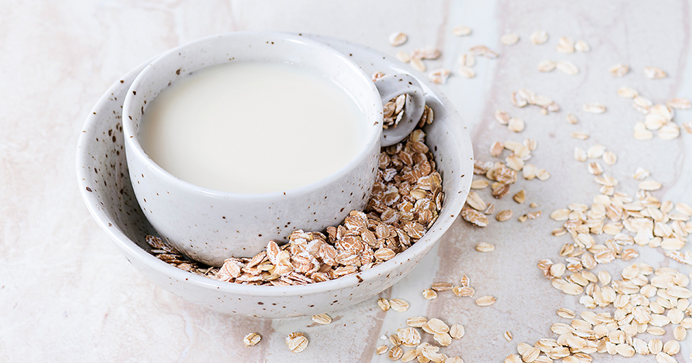 Oat Milk Poised for Non-Dairy US Takeover// April 16, 2018