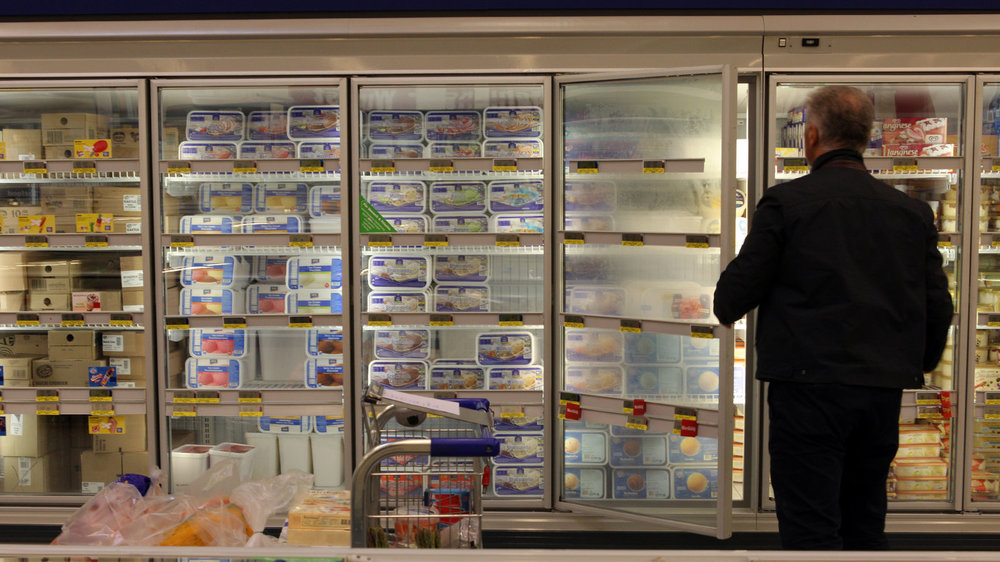 Frozen Sales Cool as Consumers Opt for Fresh// May 2nd, 2018