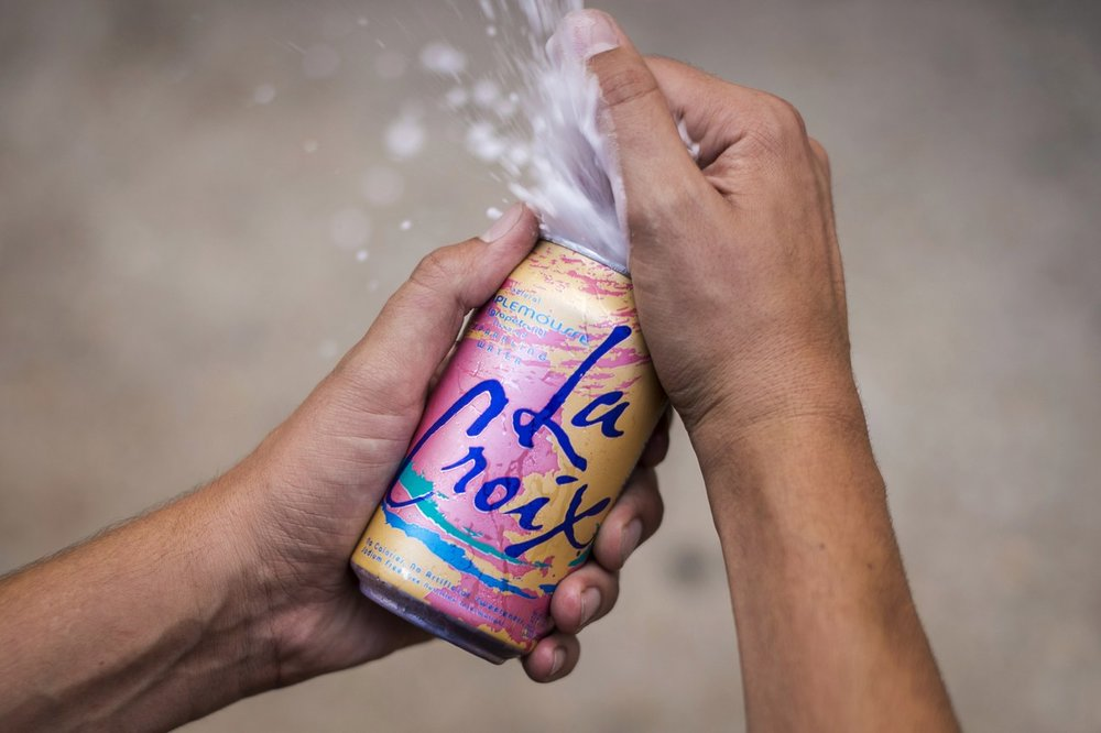 Welcome to the new private label: Amazon's plan to crush LaCroix// June 11, 2018