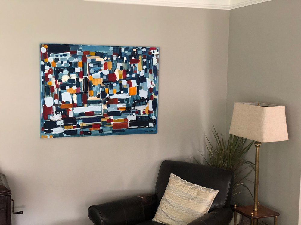 """""""Modern Theory"""" in its new home"""