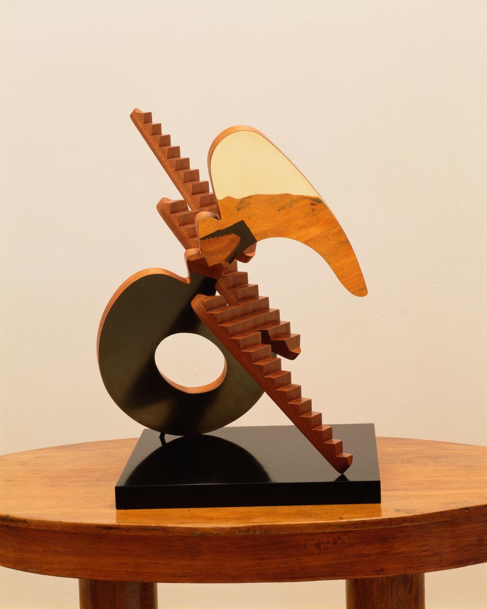 Sea Saw, Maquette (2000)  Private Collection