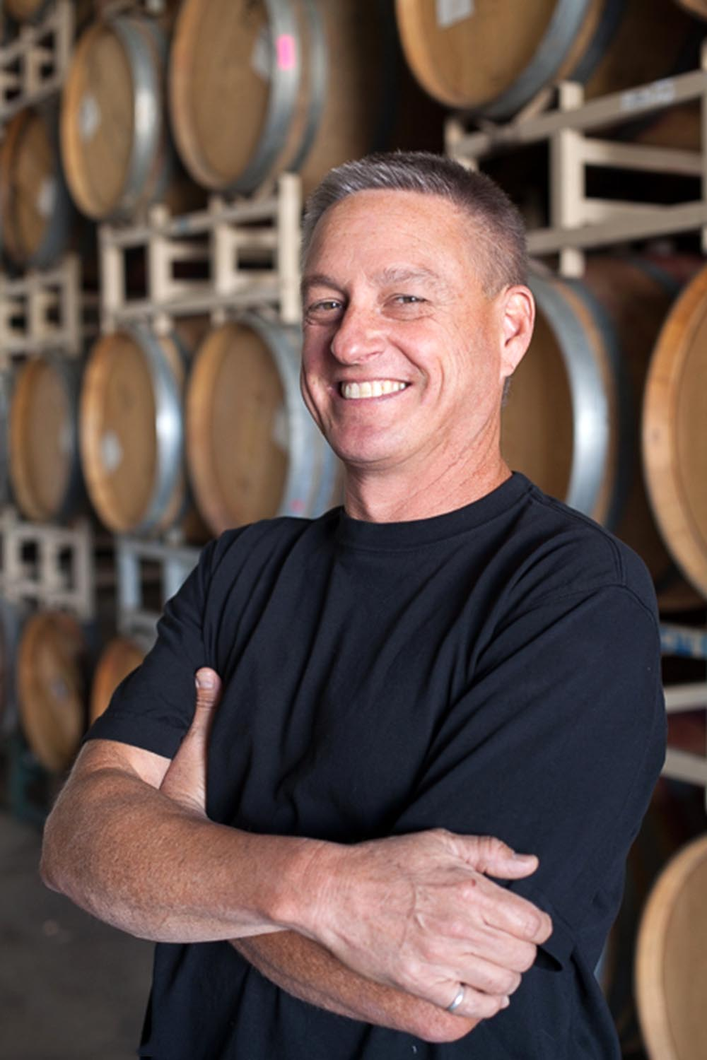 Michael Carr - Winemaker
