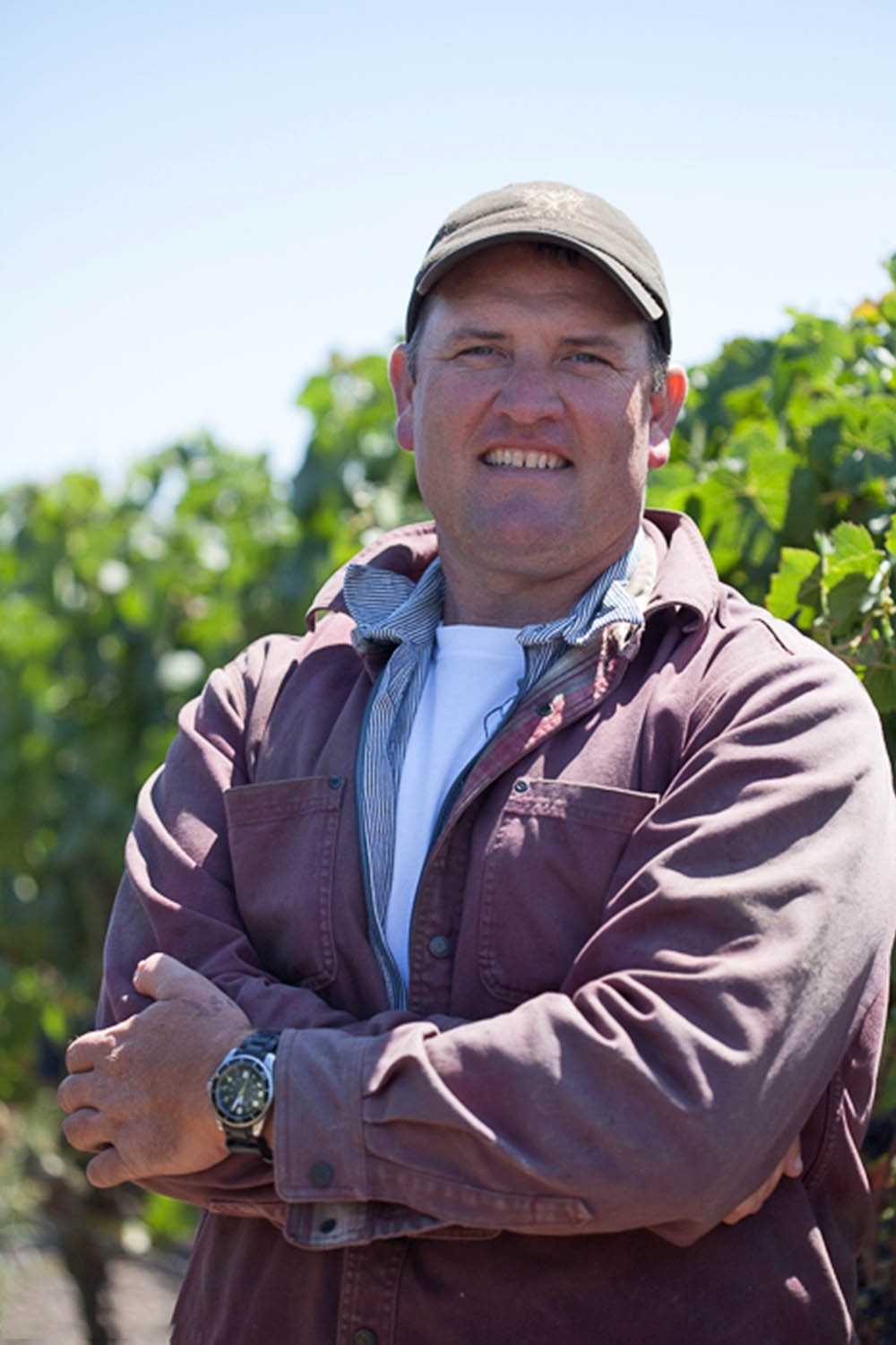 Ned Hill - Vineyard Manager