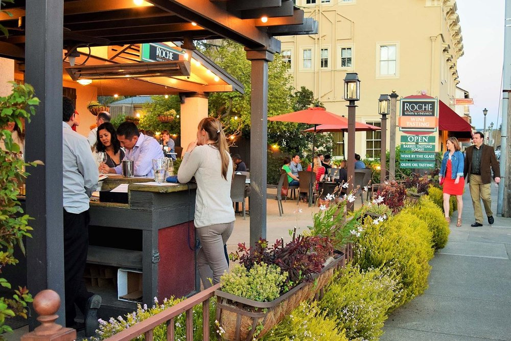 The Plaza Post - All the latest Roche updates and happenings from our downtown tasting room just off the Sonoma Plaza. Learn about upcoming activities and events in and around downtown Sonoma.