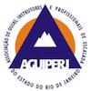 Logo of AGUIPERJ  professional rock climbing guides association in Rio de Janeiro, Brazil