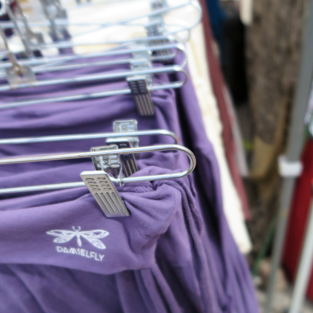 Damselfly Organic Clothing