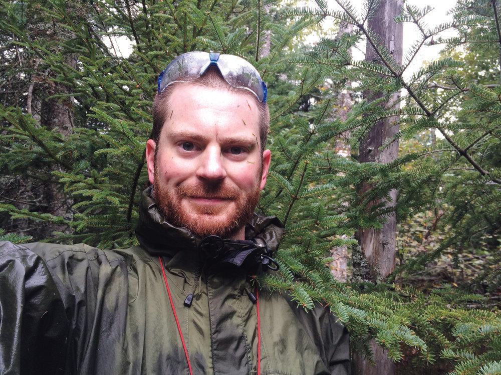 1995 Matt in trees.jpg