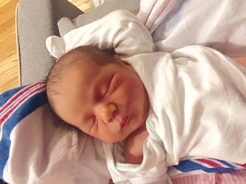 Aidan Sevian, grandson of Dan Maxwell '66.