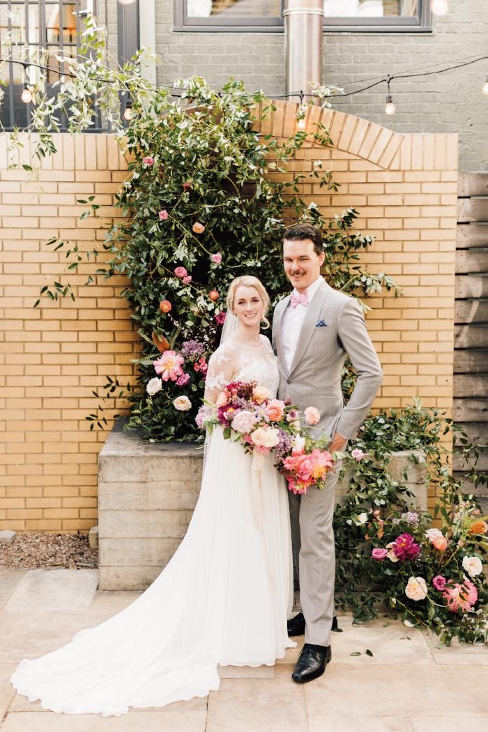Eleanor (Bowen) Hamilton '04 married James Hamilton on February 27, 2018 in Austin, Texas.