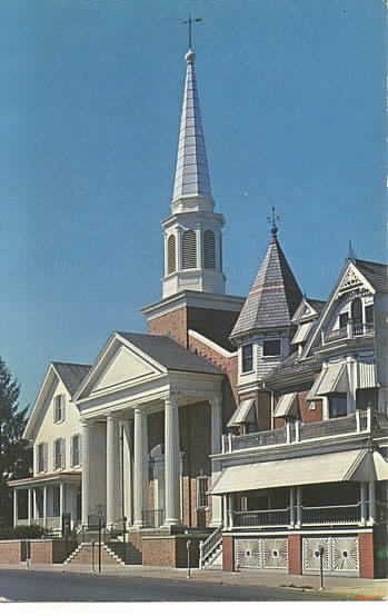 The Presbyterian Church of Waynesboro, Pennsylvania