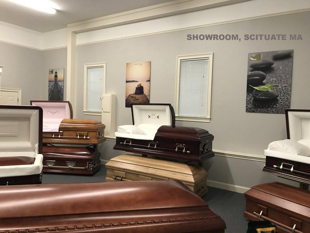 Scituate showroom