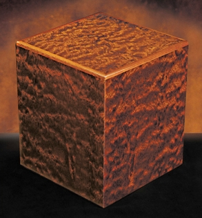 Manning Kossipo Cube urn