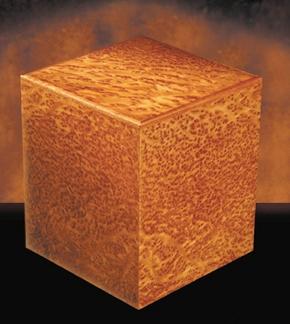 Manning Vavona Cube urn