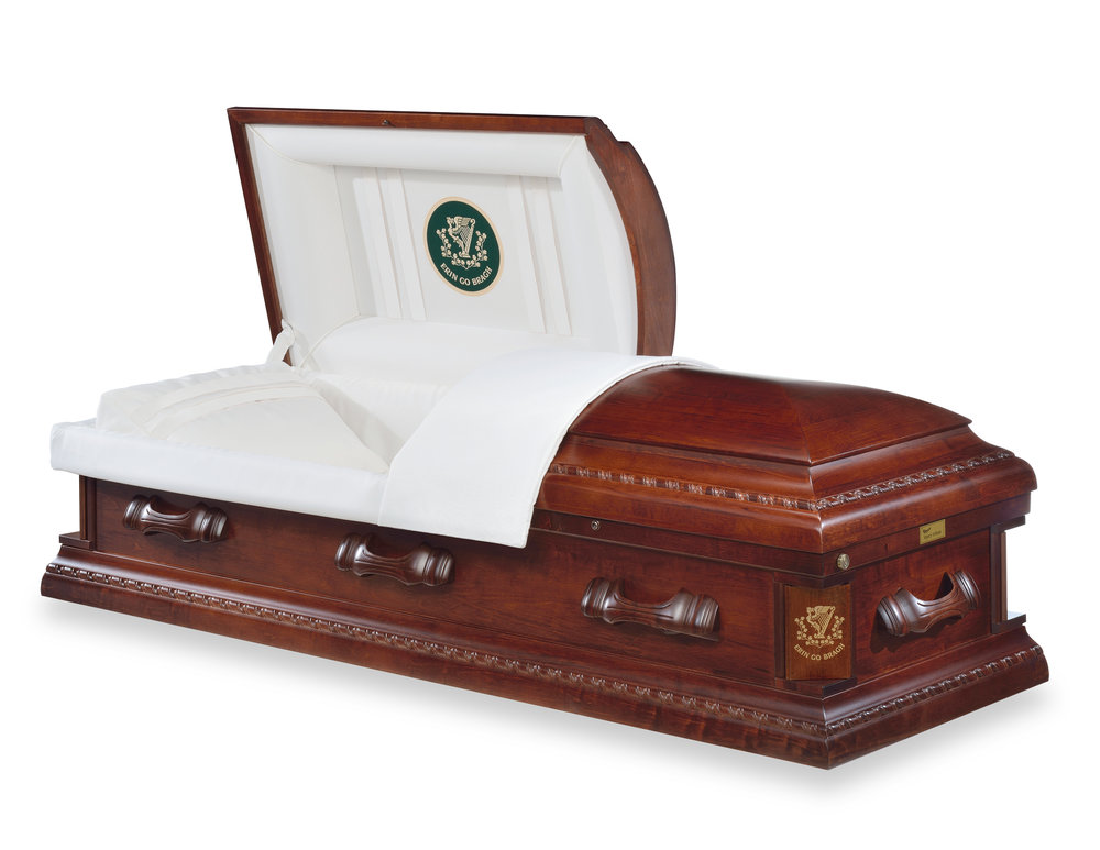 HERITAGE CASKETS - IRISH CELTIC, PORTUGUESE, GREEK AND RELATED SELECTIONS