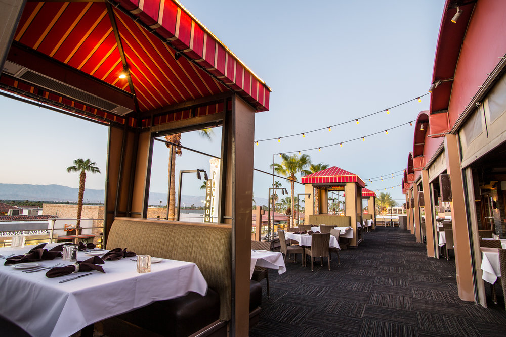 Pacifica Seafood Rooftop Patio