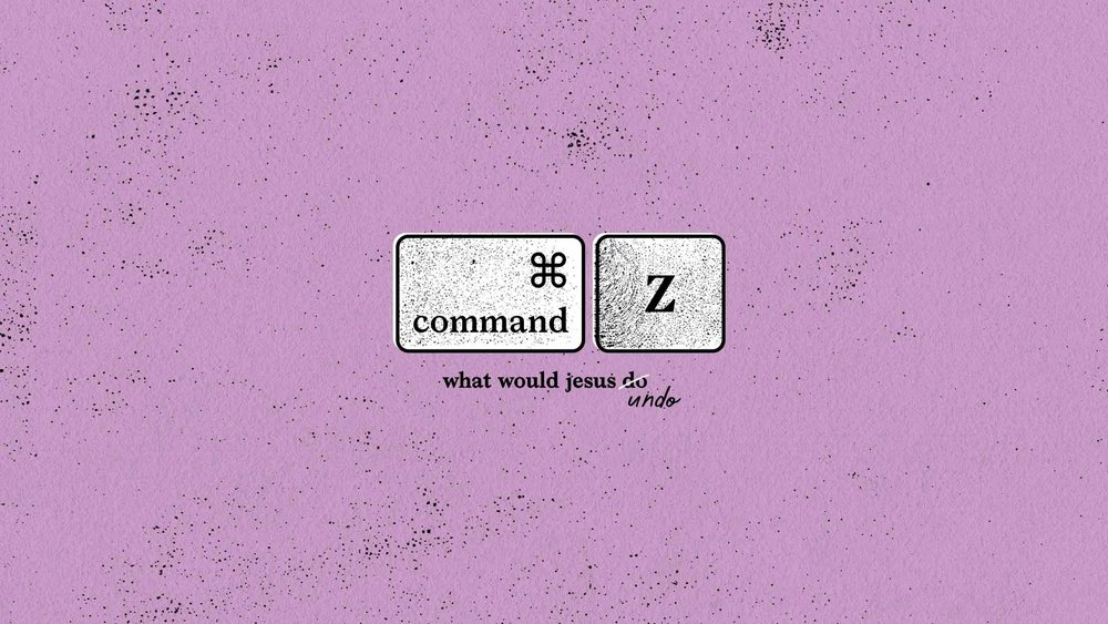 Command Z