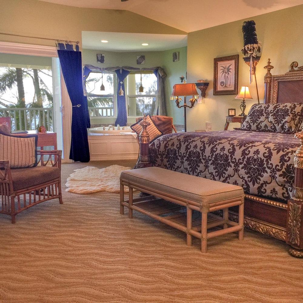 The Hawaiian VIews Suite at The Palms Cliff House Inn, Honomu, Hawaii (2 of 31).jpg