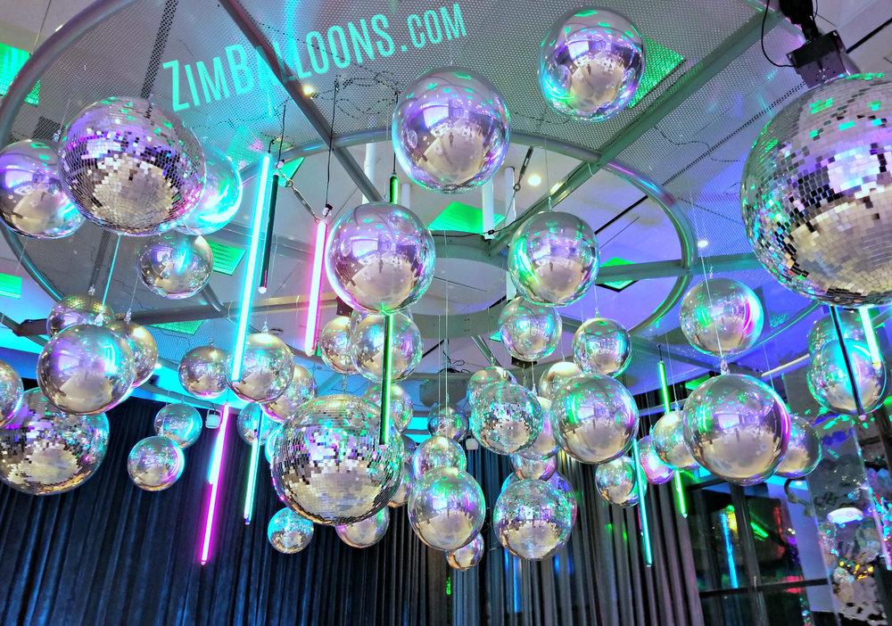 Zim Balloons -Hanging Mylay Orbs - Balloon Delivery SF.jpg