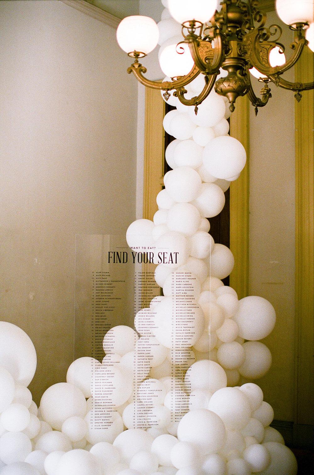 Wedding balloons Organic Balloon Art SF ( San Francisco ).jpg
