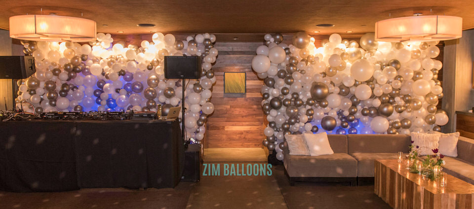 Organic Bubble Wall - Zim Balloon Walls  SF Bay Area Party.jpg