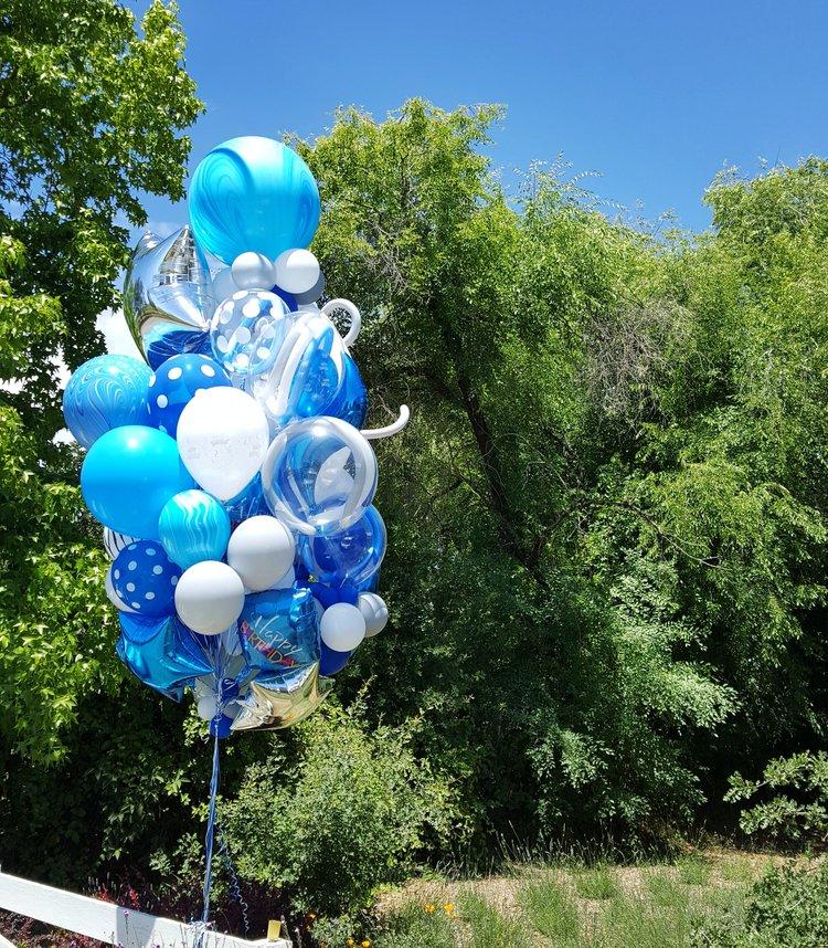 Big Birthday Balloon Bouquet San Francisco - Zim Balloons.jpg