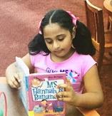 Sunaina Shetty, Grade 1