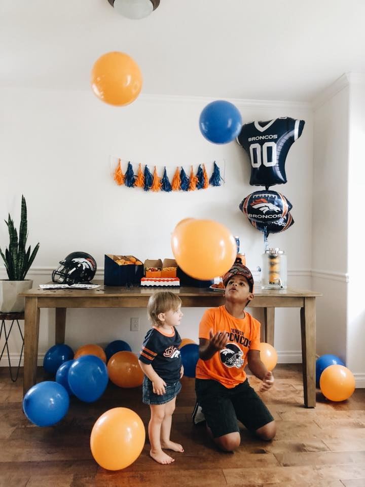 Denver Broncos Season Kickoff 2018