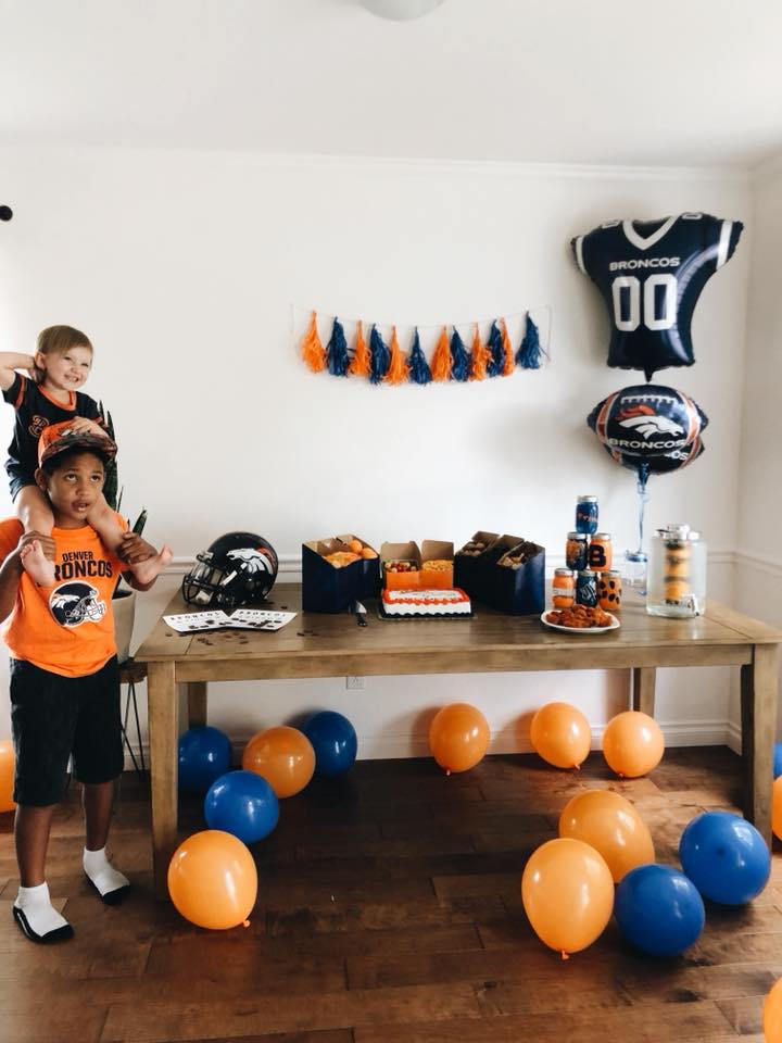 Broncos Party 2018