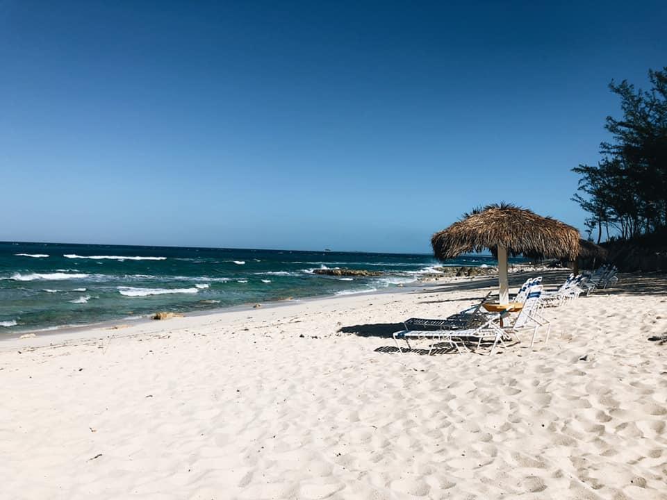 Kelly Beach on Blue Lagoon Island