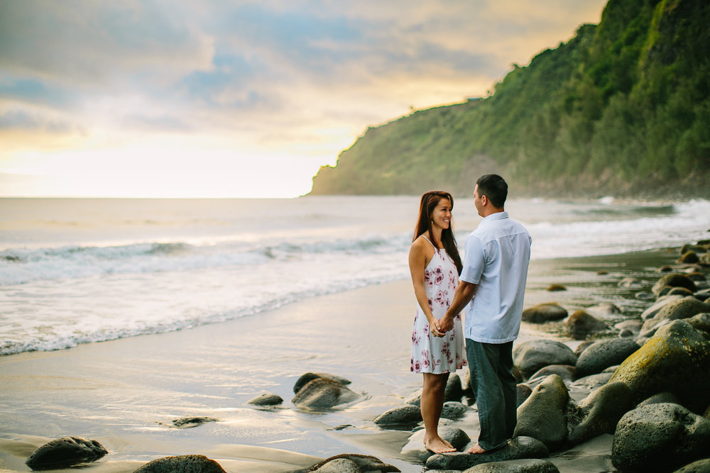 Hawaii Valley Engagement 3