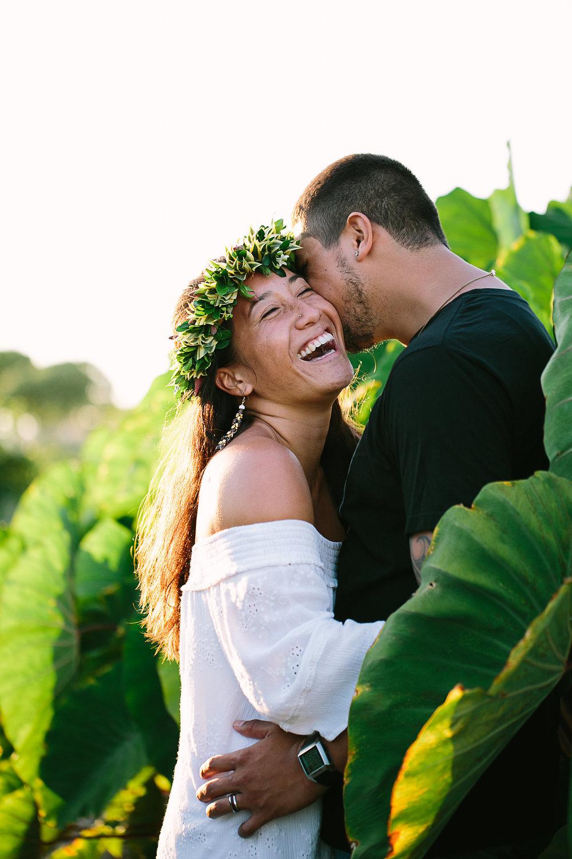 Hawaii Taro Patch Engagement