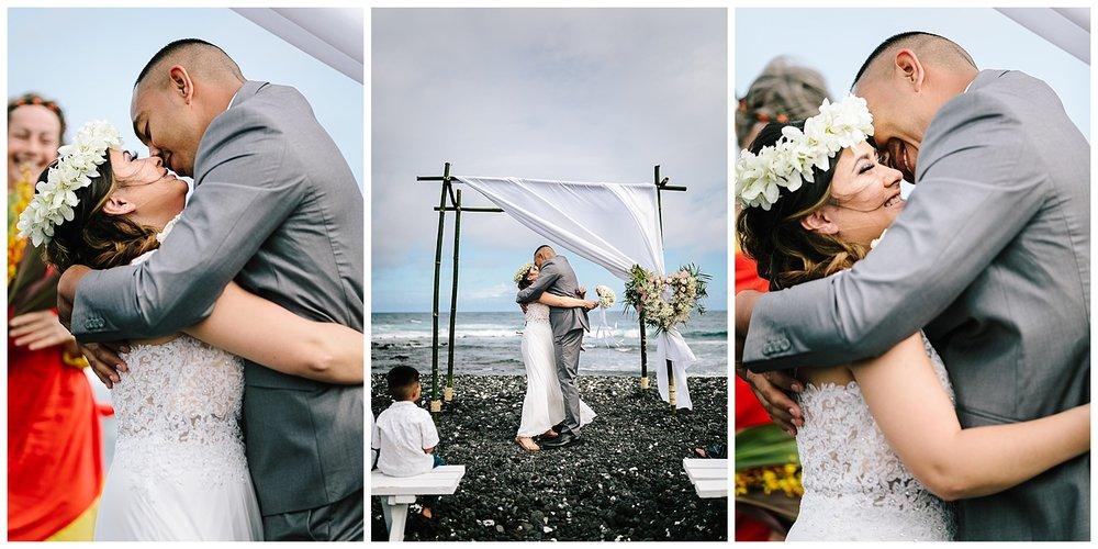 Puna Hawaii Wedding