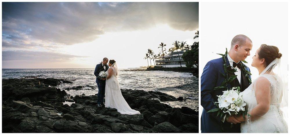 Kona Destination Wedding Photographer
