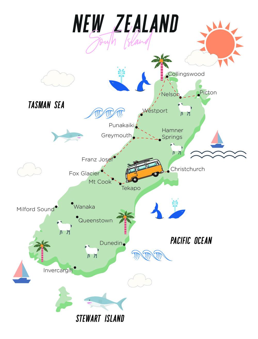 New Zealand Map Vector_South Island-01.jpg
